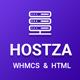HostZa - WebHosting Business HTML Template - ThemeForest Item for Sale