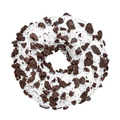 Donut with chocolate sprinkles isolated - PhotoDune Item for Sale