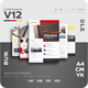 Corporate V12 Flyer Bundle - GraphicRiver Item for Sale
