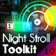 Night Stroll Toolkit | Camera Tracking Graphics Animation - VideoHive Item for Sale