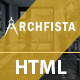 Archfista - Architecture Interior Design &  Building HTML 5 Template - ThemeForest Item for Sale