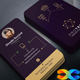 Developer Business Card - GraphicRiver Item for Sale