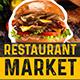 Restaurant Market (Social Media) - VideoHive Item for Sale