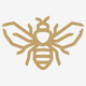 Bee Logo Template - GraphicRiver Item for Sale