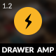 AMP Drawer Mobile - ThemeForest Item for Sale