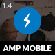 AMP Mobile - ThemeForest Item for Sale