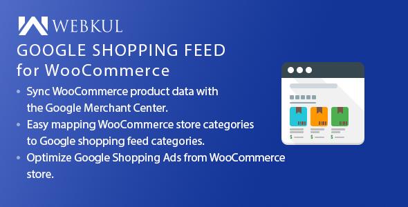 Google Shopping Feed for WooCommerce