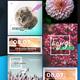 Delicate Social Media Pack - GraphicRiver Item for Sale