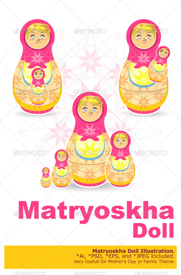Mother's Day Matryoshka