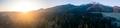 Inspiring Mountains Landscape Panorama, beautiful sunrise in Tat - PhotoDune Item for Sale
