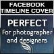 Photographer / Designer Facebook Timeline Cover - GraphicRiver Item for Sale