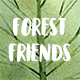 Watercolor Animals - Forest Friends - GraphicRiver Item for Sale