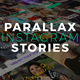 Parallax Instagram Stories - VideoHive Item for Sale