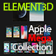 Element3D - Apple Mega Collection 2019. - 3DOcean Item for Sale