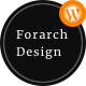 Forarch | Architecture WordPress Theme - ThemeForest Item for Sale