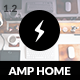 AMP Home Mobile - ThemeForest Item for Sale