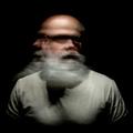 bearded man motion blur portrait - PhotoDune Item for Sale