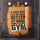 Gym Advertising Mockup - GraphicRiver Item for Sale