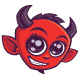 Cartoon Devil - GraphicRiver Item for Sale