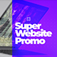 Super Website Promo - VideoHive Item for Sale