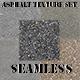 Asphalt texture set. - 3DOcean Item for Sale