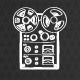DJ Glitch Scratch Logo - AudioJungle Item for Sale