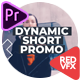Dynamic Short Promo For Premiere Pro - VideoHive Item for Sale
