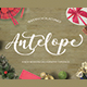 Antelope - GraphicRiver Item for Sale