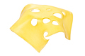 Slice of cheese isolated - PhotoDune Item for Sale