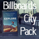 Billboards City Mockup Pack - VideoHive Item for Sale