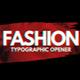 Typo Intro Version_02 - VideoHive Item for Sale