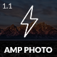 AMP Photo Mobile - ThemeForest Item for Sale