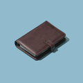 Personal organizer with leather cover - PhotoDune Item for Sale
