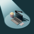 Online movie streaming and cinema - PhotoDune Item for Sale