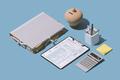 Filing the 1040 tax return form - PhotoDune Item for Sale