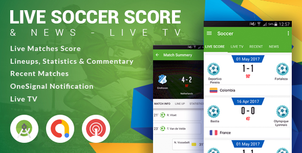 Sports Plugins, Code & Scripts from CodeCanyon