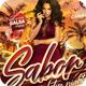 Sabor Latin Nights Flyer - GraphicRiver Item for Sale