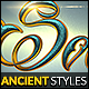 6 Ancient Text Mock-Ups  vol. 03 - GraphicRiver Item for Sale