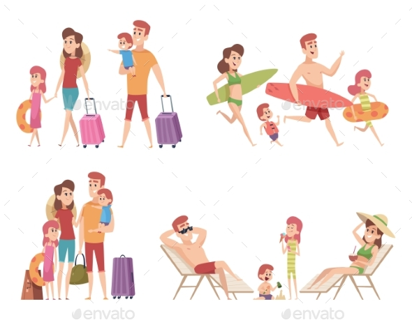 Summer Characters