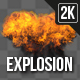 Ground Explosion 5 - VideoHive Item for Sale