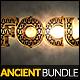 18 Ancient Mock-Ups - Bundle vol. 01 - GraphicRiver Item for Sale