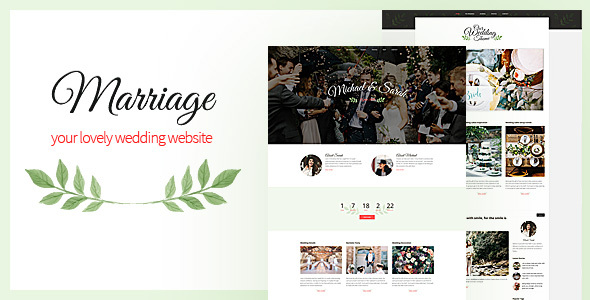 Themeforest | Marriage - Responsive Wedding Wordpress Theme Free Download free download Themeforest | Marriage - Responsive Wedding Wordpress Theme Free Download nulled Themeforest | Marriage - Responsive Wedding Wordpress Theme Free Download
