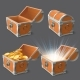Wooden Chest - GraphicRiver Item for Sale