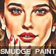Sharpen Smudge Oil Paint - GraphicRiver Item for Sale