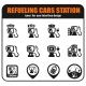 Refueling Cars Station - GraphicRiver Item for Sale
