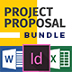 +200 Pages Bundle Full Proposal Packages A4 / US Letter - GraphicRiver Item for Sale