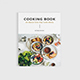 Foody - A4 Food & Cooking Book Brochure Template - GraphicRiver Item for Sale
