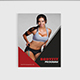 Bodyfit - A4 Fitness & Gym Brochure Template - GraphicRiver Item for Sale
