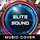 Elite Sound - Music Album Cover - GraphicRiver Item for Sale