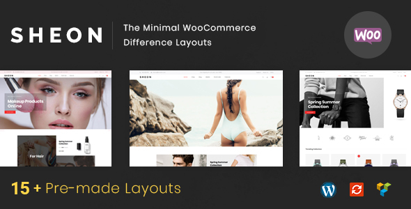 Sheon - Multipurpose WooCommerce Theme